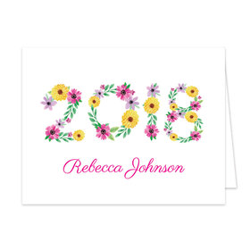 Bonnie Marcus Collection Personalized Floral Graduation Thank You