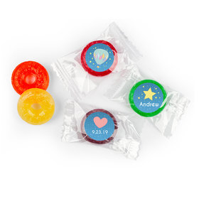 Personalized Birth Announcement It's A Boy I Have Arrived LifeSavers 5 Flavor Hard Candy
