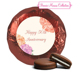 Bonnie Marcus Collection Anniversary Blooming Joy Milk Chocolate Covered Oreo (24 Pack)
