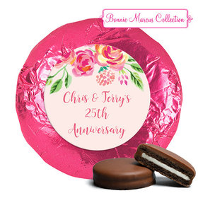 Bonnie Marcus Collection Wedding Anniversary Party Favors Milk Chocolate Covered Oreo Cookies