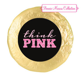 Personalized Bonnie Marcus Breast Cancer Awareness Pink Power Chocolate Covered Oreos