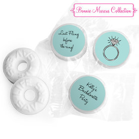 Bonnie Marcus Collection Bachelorette Party Bada Bling Stickers Personalized Life Savers