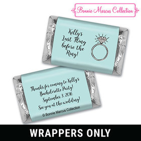 Bonnie Marcus Collection Wrapper Last Fling Bachelorette Party Favors