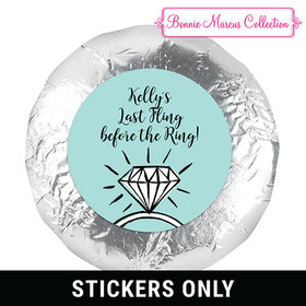 "Bonnie Marcus Collection Bachelorette Party Last Fling 1.25"" Stickers (48 Stickers)"