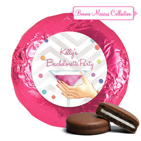 Bonnie Marcus Collection Here's to You Bachelorette Milk Chocolate Covered Oreo Cookies