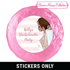 "Bonnie Marcus Collection Wedding Bachelorette Party Favors 1.25"" Stickers (48 Stickers)"