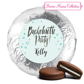 Bonnie Marcus Collection Wedding Bachelorette Party Favors Belgian Chocolate Covered Oreo Cookies (24 Pack)