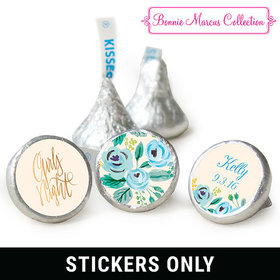 """Wedding Bonnie Marcus Collection 3/4"""" Stickers (108 Stickers)"""