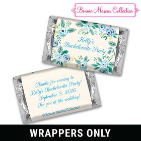 Bonnie Marcus Collection Wrapper Here's Something Blue Bachelorette Favors