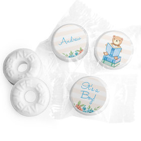 Bonnie Marcus Collection Story Time Baby Boy Stickers - Custom Life Savers
