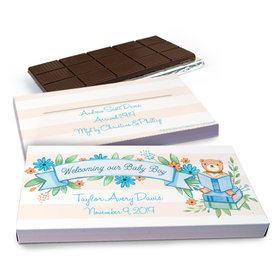 Deluxe Personalized Story Time Chocolate Bar in Gift Box (3oz Bar)