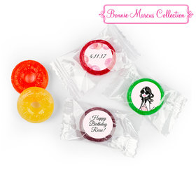 Bonnie Marcus Collection Blithe Spirit Personalized Birthday Stickers Life Savers (300 Pack)