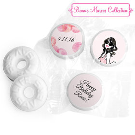 Bonnie Marcus Collection Blithe Spirit Personalized Birthday Stickers Life Savers