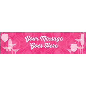 Born to be Fabulous Personalized Banner