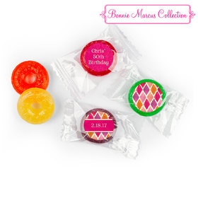 Bonnie Marcus Personalized Adult Birthday 5 Flavor Hard Candy