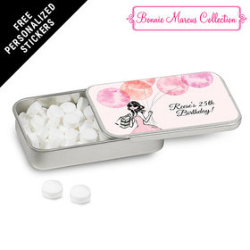 Bonnie Marcus Collection Personalized Mint Tin Blithe Spirit Birthday (12 Pack)