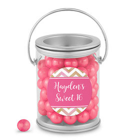 Bonnie Marcus Collection Personalized Paint Can - Picture Your Birthday (25 Pack)