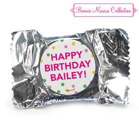 Personalized Bonnie Marcus Tropical Birthday York Peppermint Patties