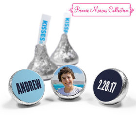 Bar Mitzvah Photo Completely Assembled Hershey's Kisses (50 Pack)