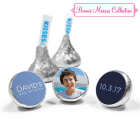 Bar Mitzvah Photo Personalized Completely Assembled Hershey's Kisses (50 Pack)