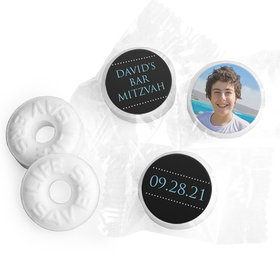 Bar Mitzvah Personalized Classic Life Savers Mints
