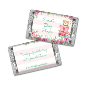 Bonnie Marcus Collection Baby Shower Mini Candy Bar Wrapper Story Time