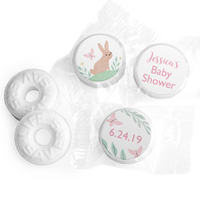 Personalized Bonnie Marcus Baby Shower Forest Fun Life Savers Mints