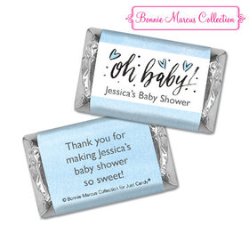 Personalized Bonnie Marcus Icons Shower Hershey's Miniatures