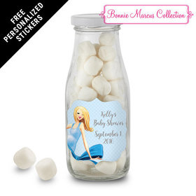 Bonnie Marcus Collection Personalized Milk Bottle - Baby Bow