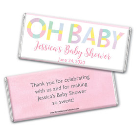 photo relating to Free Printable Baby Shower Candy Bar Wrappers named Little one \u003e Youngster Shower \u003e Chocolate Bar Wrappers Just