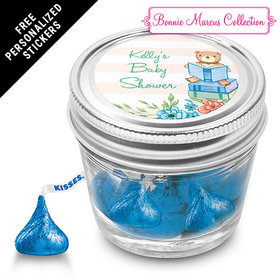 Bonnie Marcus Collection Personalized Event Blossom Jar -Favors Story Time (12 Pack)