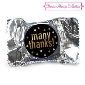 Personalized Bonnie Marcus Business Many Thanks York Peppermint Patties