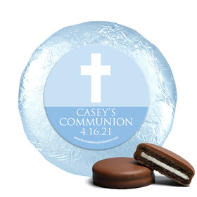 Personalized Boy First Communion Religious Symbols York Peppermint Patties (24 Pack)