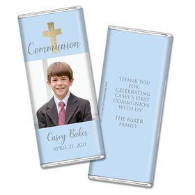 Bonnie Marcus Collection Personalized Chocolate Bar Wrappers Chocolate and Wrapper Story Time Boy Birth Announcement