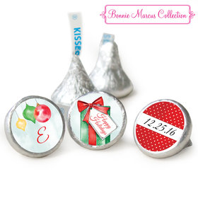 Bonnie Marcus Collection Holidays Christmas Hershey's Kisses Assembled Kisses (50 Pack)