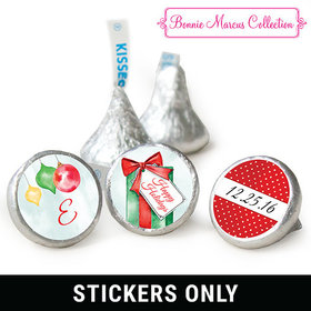 "Bonnie Marcus Collection Holidays Christmas 3/4"" Stickers (108 Stickers)"