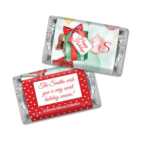 Bonnie Marcus Collection Mini Candy Bar Wrapper Holidays Christmas