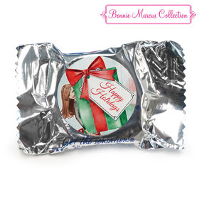 Bonnie Marcus Collection Christmas Pretty Package York Peppermint Patties