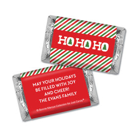Personalized Bonnie Marcus Christmas Ho Ho Ho's Mini Wrappers Only