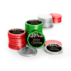 Bonnie Marcus Christmas Ornate Ornaments Chocolate Coins (84 Pack)