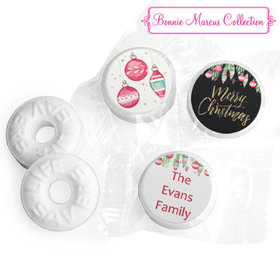 Personalized Bonnie Marcus Christmas Ornate Ornaments Life Savers Mints