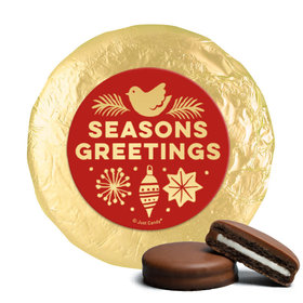 Bonnie Marcus Christmas Season's Greetings Chocolate Covered Oreos