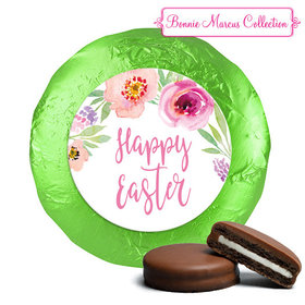 Bonnie Marcus Collection Easter Pink Flowers Milk Chocolate Covered Oreos (24 Pack)
