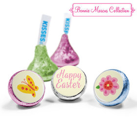 Bonnie Marcus Collection Easter Spring Flowers Hershey's Kisses (50 Pack)