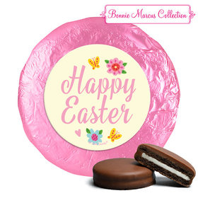 Bonnie Marcus Collection Easter Spring Flowers Milk Chocolate Covered Oreos
