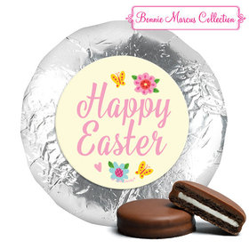 Bonnie Marcus Collection Easter Spring Flowers Milk Chocolate Covered Oreos (24 Pack)
