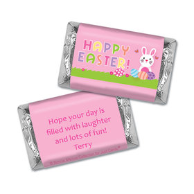 Bonnie Marcus Collection Easter Pink Dots Mini Wrappers