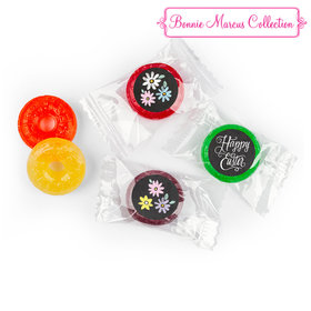 Bonnie Marcus Collection Happy Easter Script LifeSavers 5 Flavor Hard Candy (300 Pack)