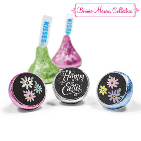 Bonnie Marcus Collection Happy Easter Script Hershey's Kisses (50 Pack)