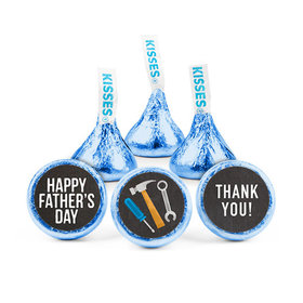 Bonnie Marcus Father's Day Tools Hershey's Kisses (50 pack)